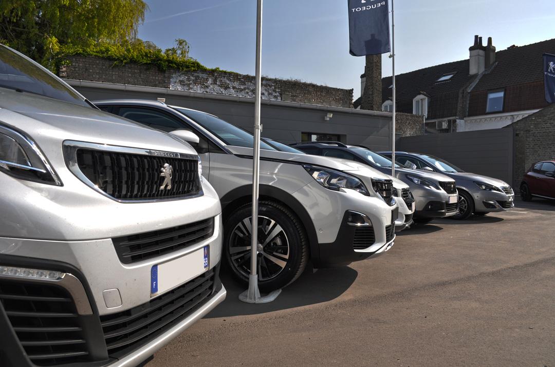 Garage Peugeot Dunkerque